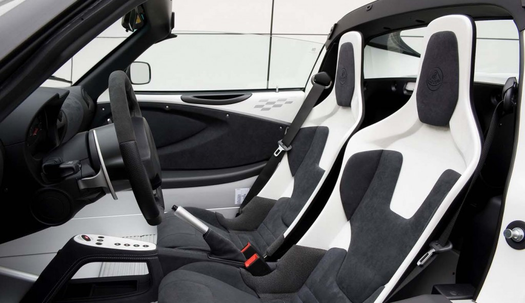 Lotus-Elise CR-Seating