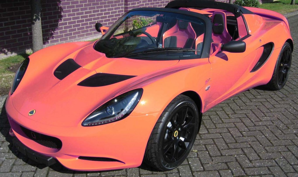 Efficient Fuel Consumption Cars Lotus-Elise-CR