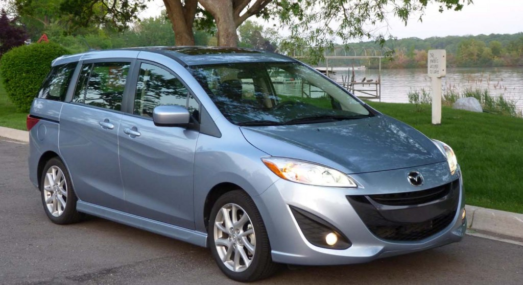 Mazda5-best-economical-minivan