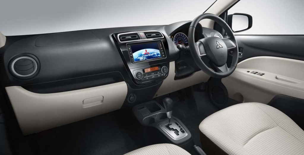 Mitsubishi-Mirage-interior-design