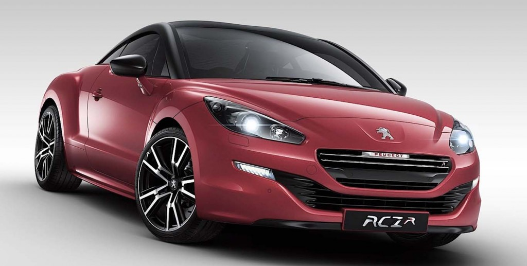 Fast Economical Cars Peugeot-RCZ-R