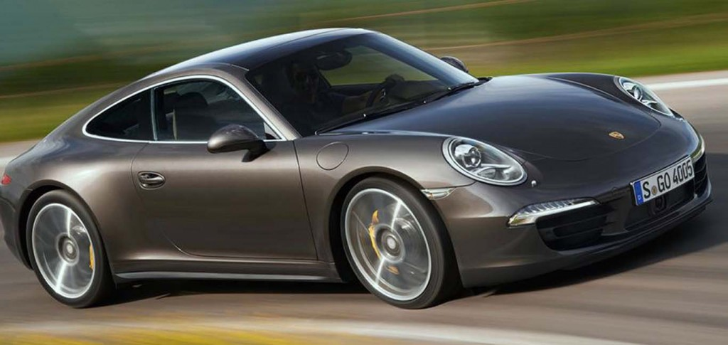 Fuel Efficient Sports Car Porsche-911-Carrera-4S