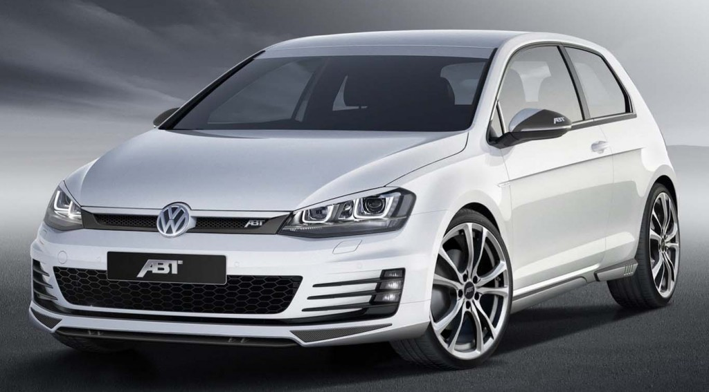 Efficient Fuel Consumption Cars Volkswagen-Golf-GTD