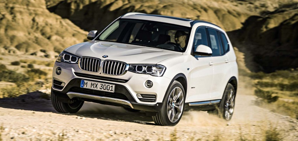 BMW-X3-2015-one-of-the-most-fuel-efficient-crossover
