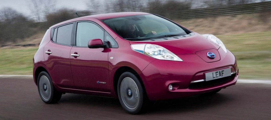Nissan-Leaf-2015-most-economical-hatchback-in-the-world