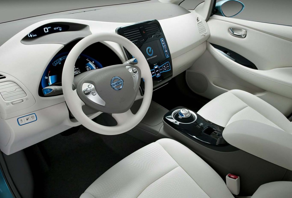 Fuel Economy Hatchback Nissan-Leaf-2015-most-fuel-efficient