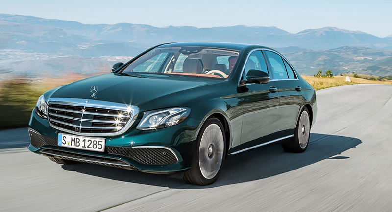 Fuel Efficient Luxury Cars mercedes-benz-e-class