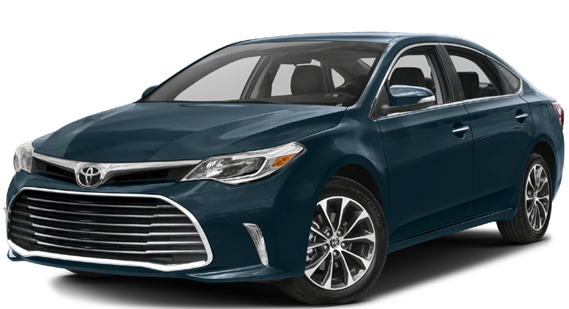 Fuel Efficient Luxury Cars toyota-avalon
