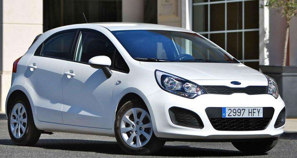 Kia-Rio-1.10-CRDi-fuel-efficient-car-front-view