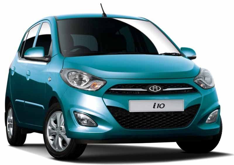 small cars with automatic transmission Hyundai i10