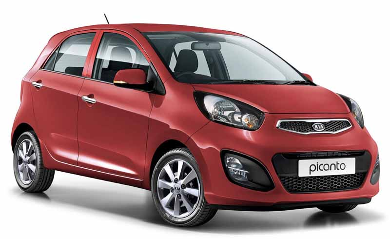Small cars with automatic gearbox Kia Picanto