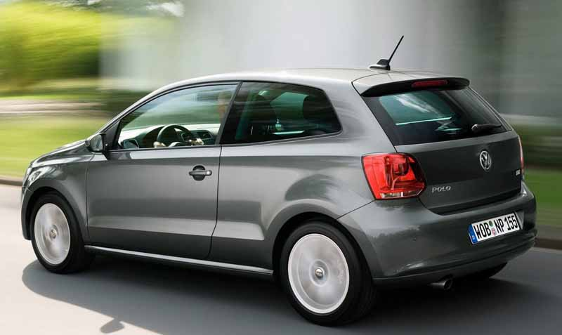 small cars with automatic transmission Volkswagen Polo