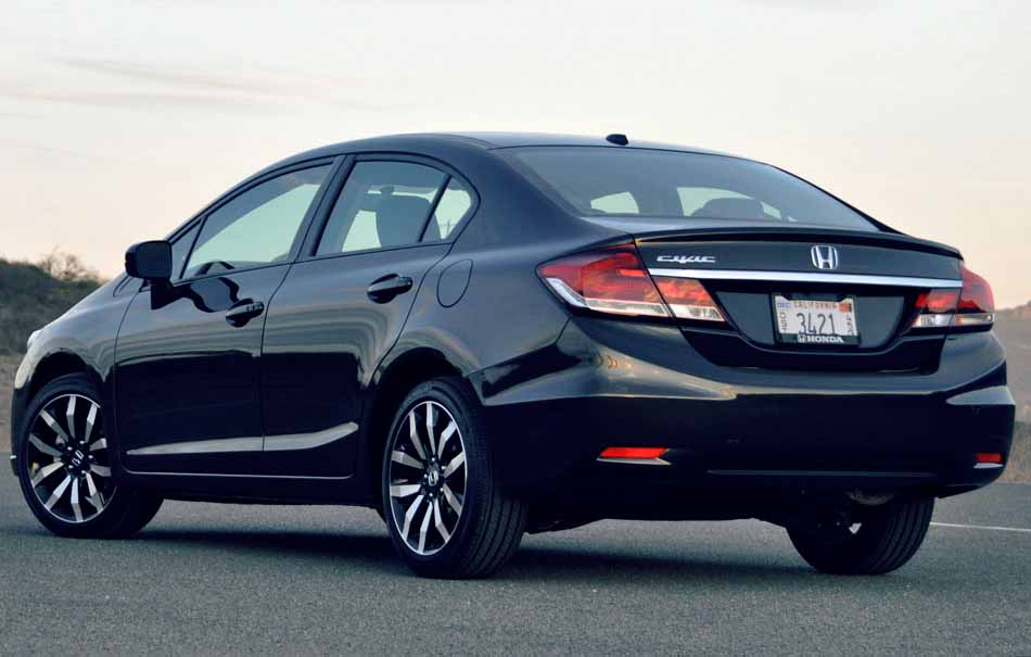 Fuel Efficient Non Hybrid Cars honda-civic-hf-black