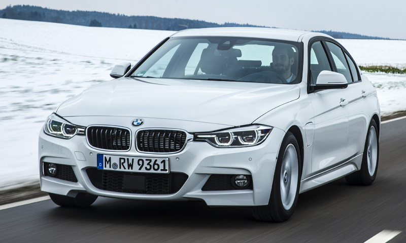 Lowest CO2 Emission Cars bmw-3-series-saloon-330e-se-auto