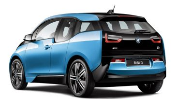Lowest CO2 Emission Cars bmw-i3-electric-car-94ah-with-range-extender