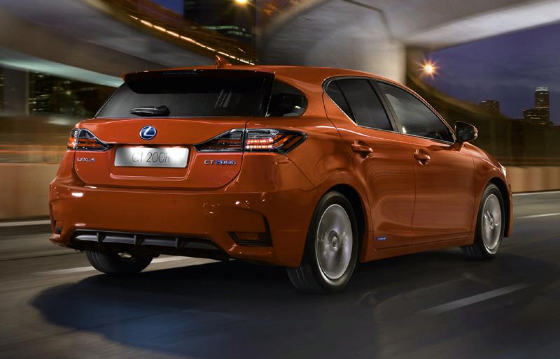 Lowest CO2 Emission Cars lexus-ct200h-ct-jpeg