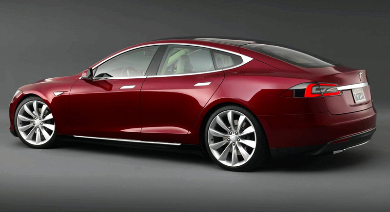 Lowest CO2 Emission Cars tesla-model-s-60-kwh-rwd-auto