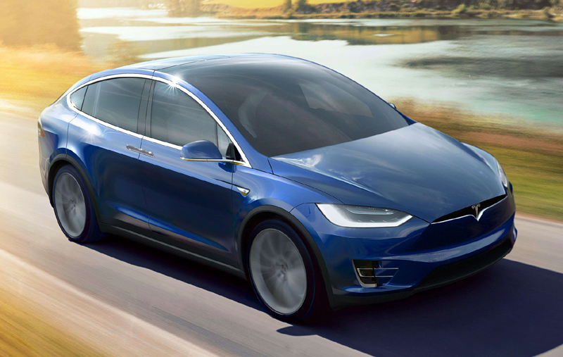 Lowest CO2 Emission Cars tesla-model-x-60-kwh-dual-motor-awd-auto