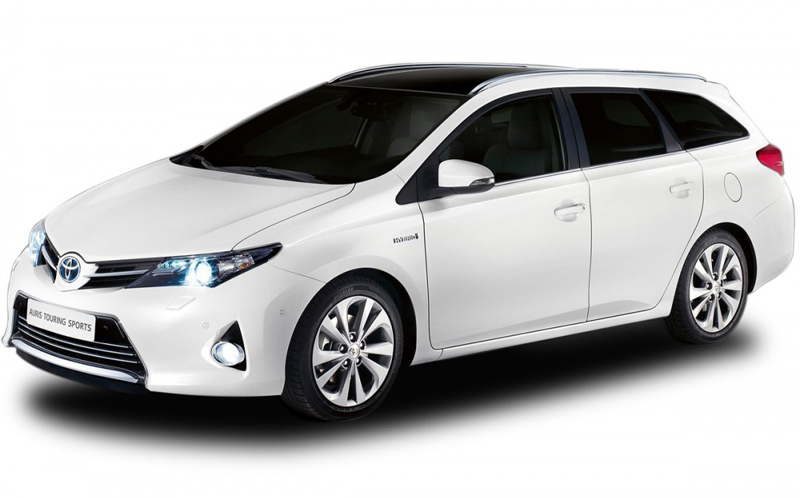 Lowest CO2 Emission Cars toyota-auris-hybrid