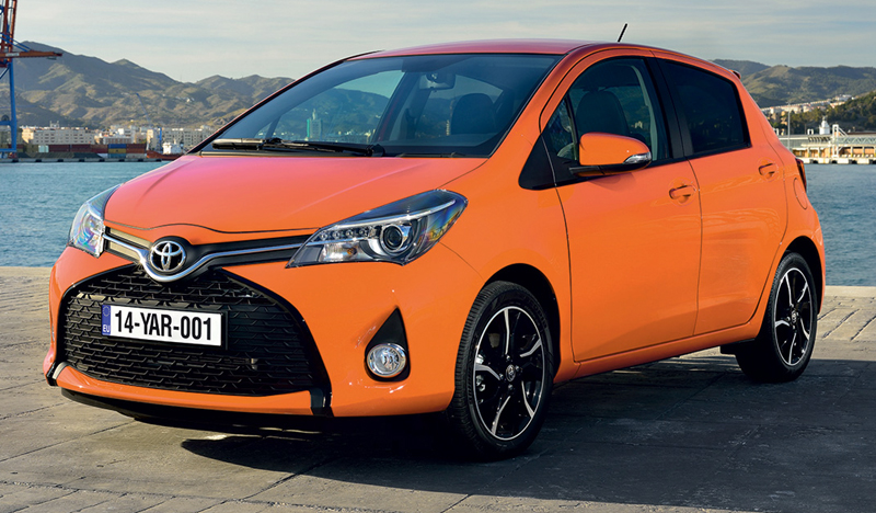 Lowest CO2 Emission Cars toyota-yaris-1-5-vvt-i-active-hybrid-cvt