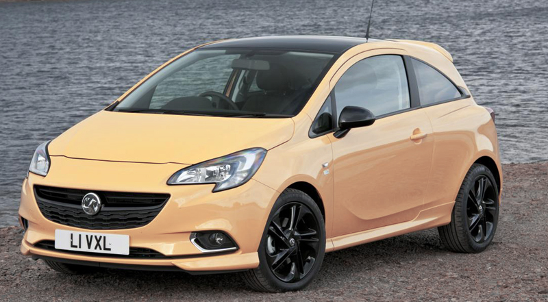 Lowest CO2 Emission Cars vauxhall-corsa-1-3cdti