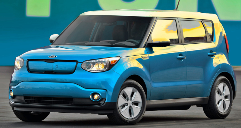 Lowest CO2 Emission Cars kia-soul-ev-electric-car-81-4kw-auto