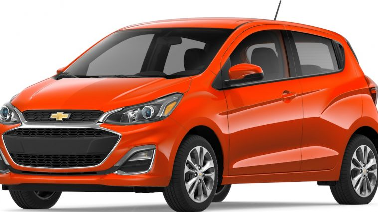 Chevrolet Spark Most Fuel Efficient Cars