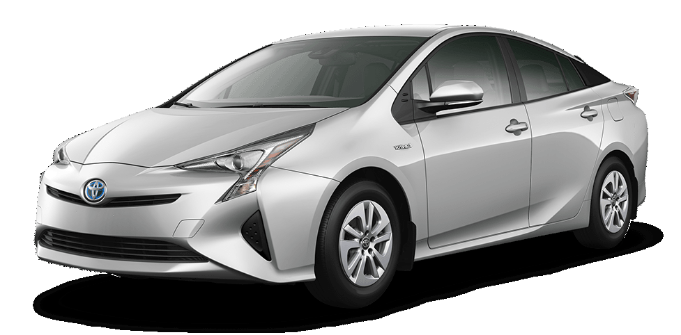 Toyota Prius most fuel efficient car