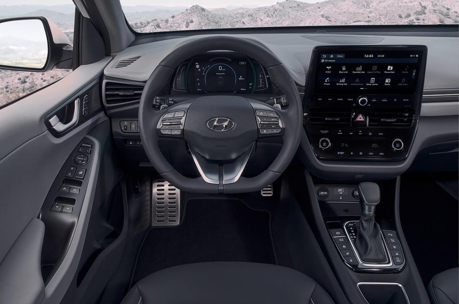 Plug In Fuel Efficient Hyundai Ioniq