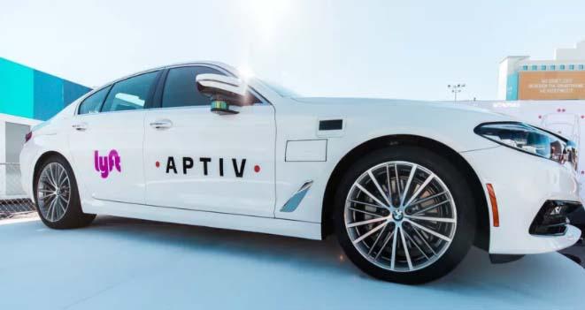 Autonomous Vehicle Landscape: Aptiv
