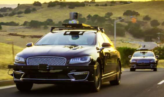 Autonomous Vehicle Landscape: Aurora