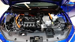 Engine Fuel Efficient Honda Insight