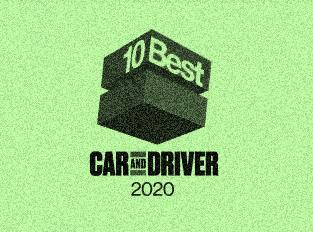 Best car award Fuel Efficient Honda Accord 2020