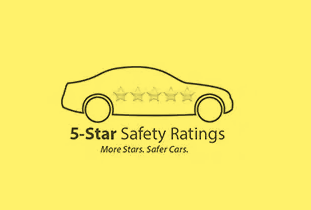 5 Star safety ratings of Fuel Efficient Honda Accord