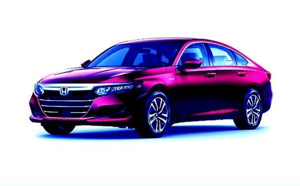 New Fuel Efficient Honda Accord