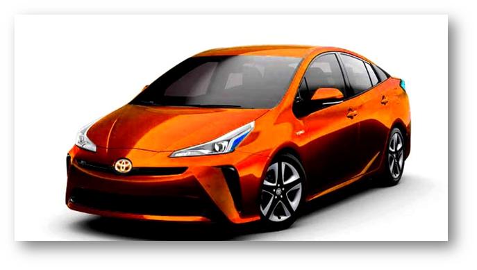 Fuel Efficient Toyota Prius