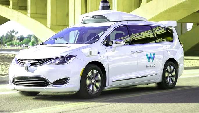 Autonomous Vehicle Landscape: Waymo
